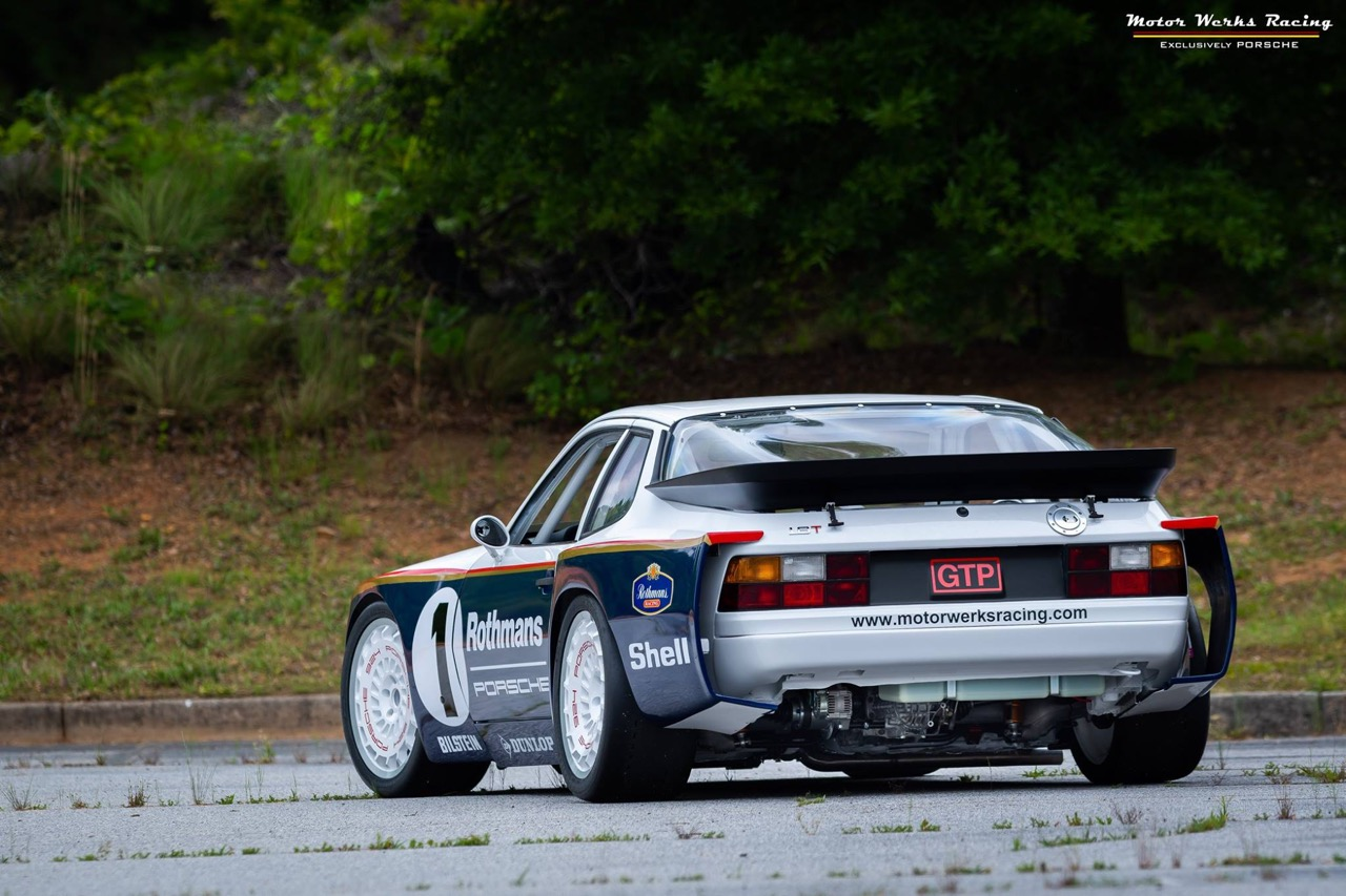 Motor Werks Racing : Porsche 924 Heritage Tribute Edition... 82