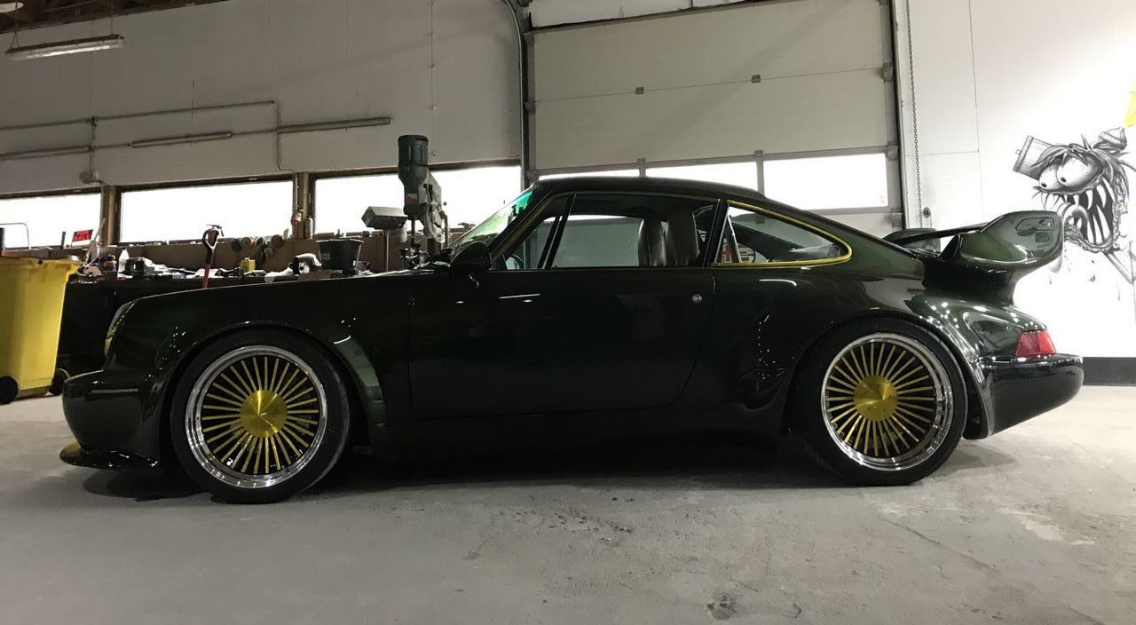 '93 Porsche 965 Turbo Wagenbauanstalt... custom ! 36