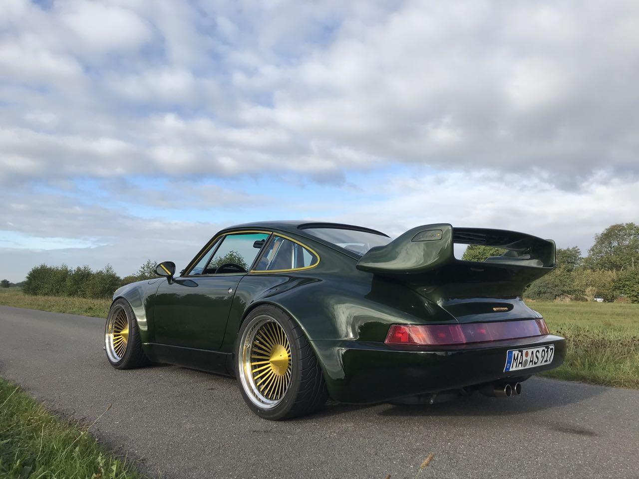 '93 Porsche 965 Turbo Wagenbauanstalt... custom ! 38