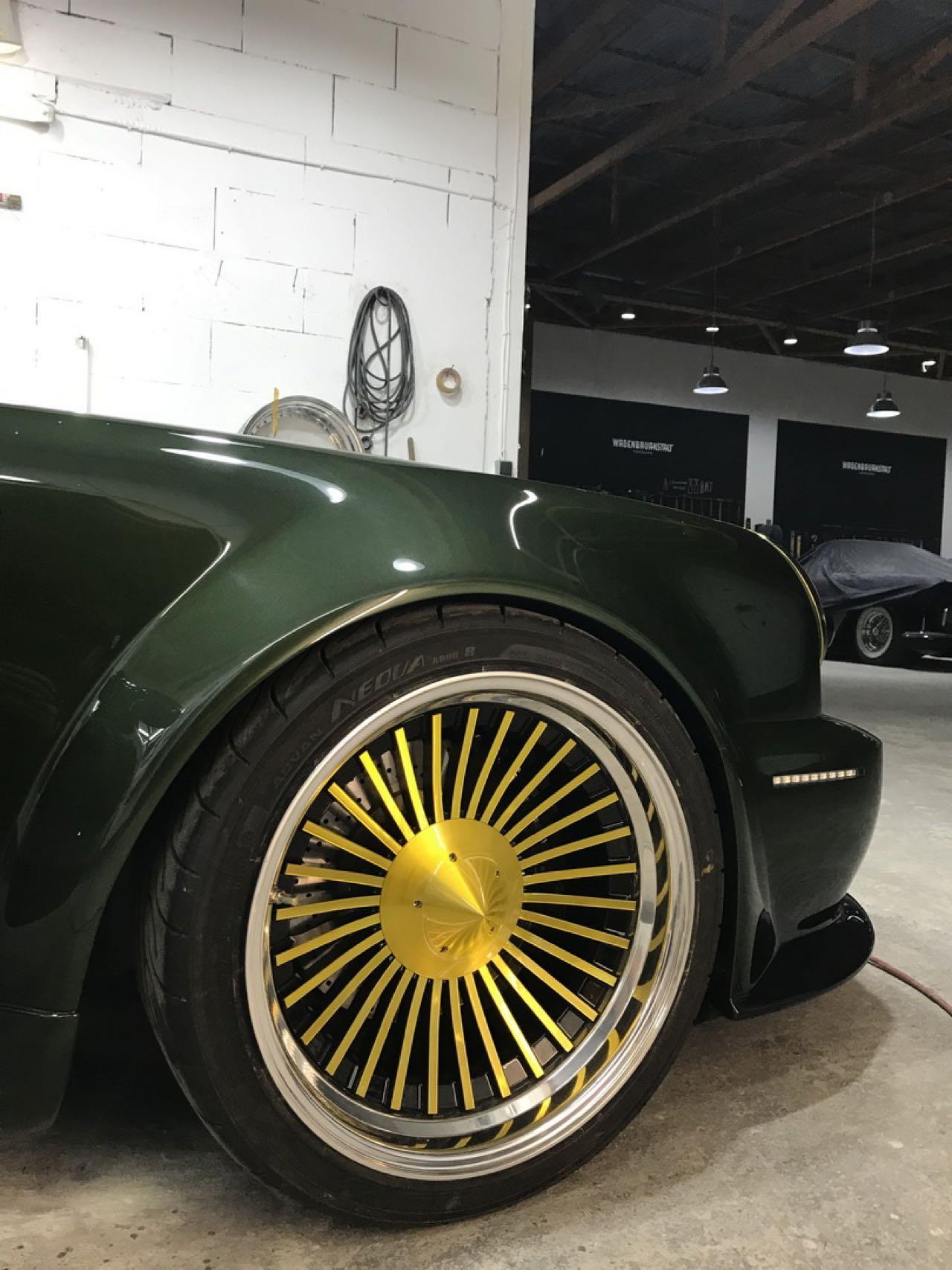 '93 Porsche 965 Turbo Wagenbauanstalt... custom ! 43
