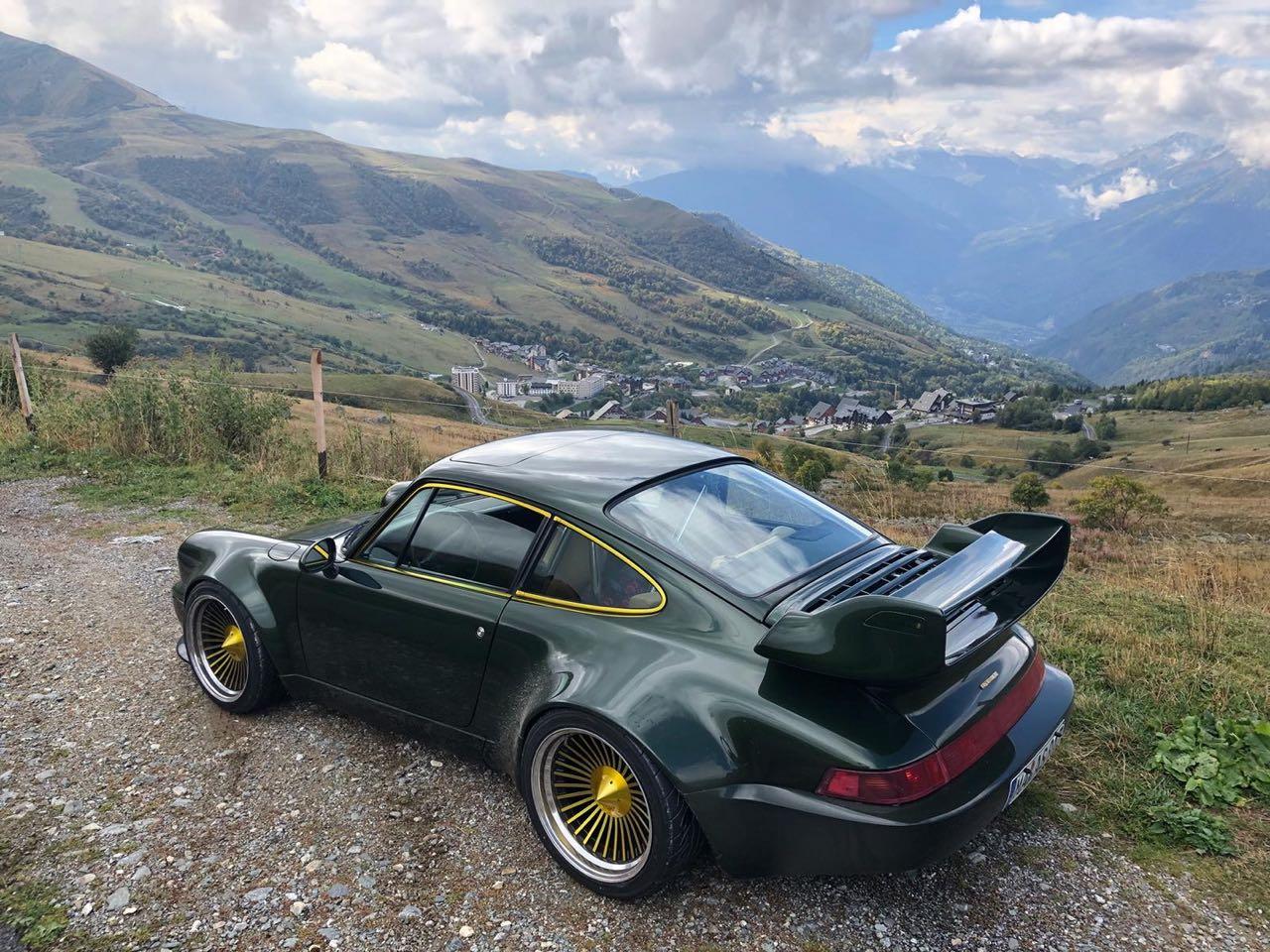'93 Porsche 965 Turbo Wagenbauanstalt... custom ! 44