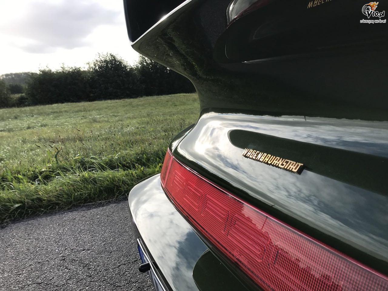 '93 Porsche 965 Turbo Wagenbauanstalt... custom ! 40