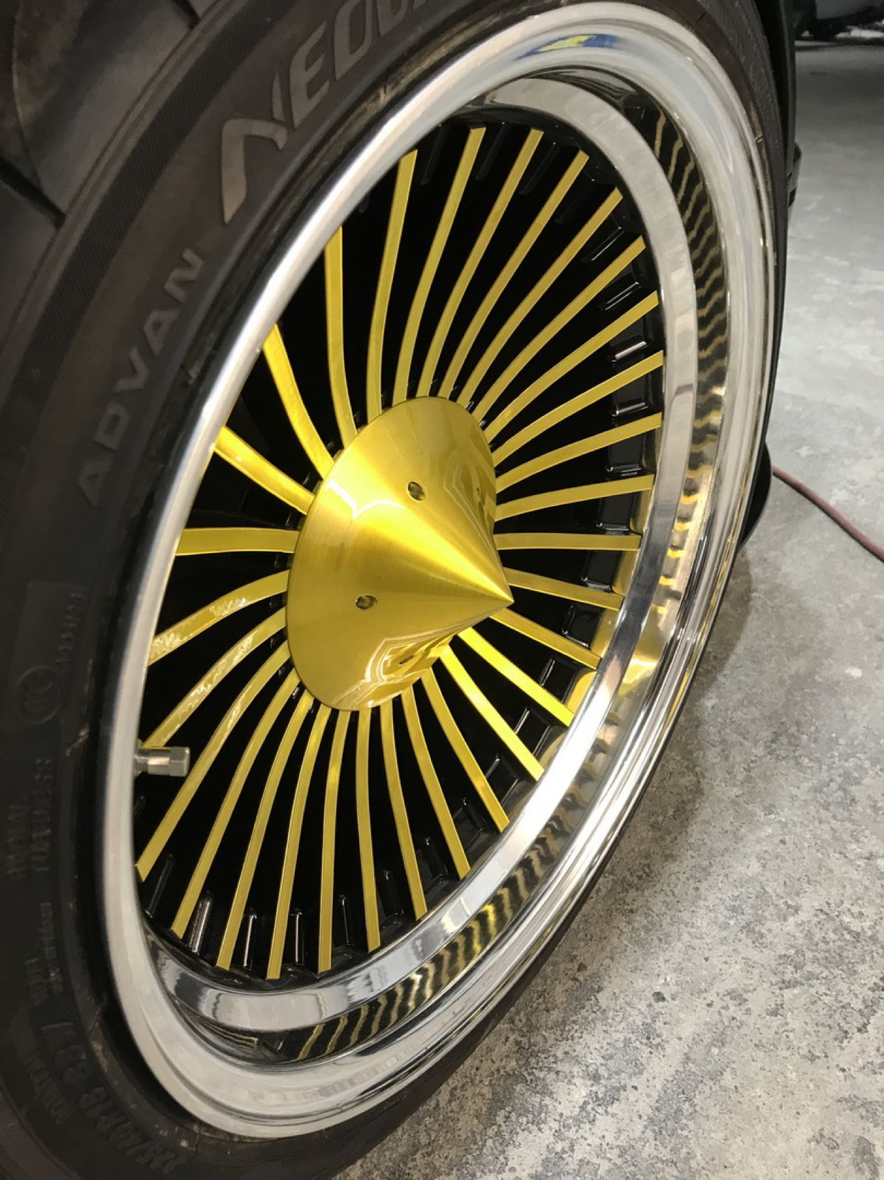 '93 Porsche 965 Turbo Wagenbauanstalt... custom ! 41