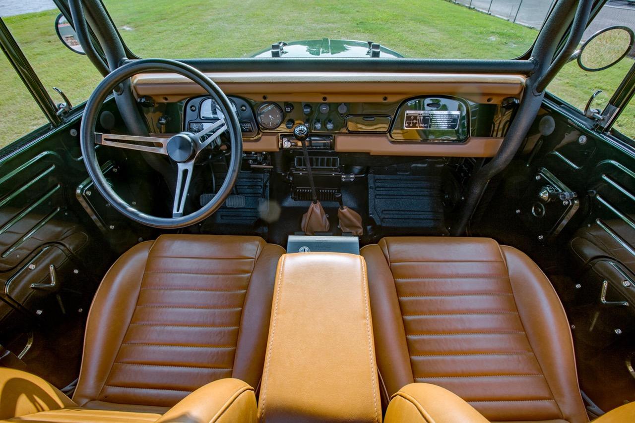 '74 Toyota FJ40 Land Cruiser... Le restomod n'a plus de limites ! 36