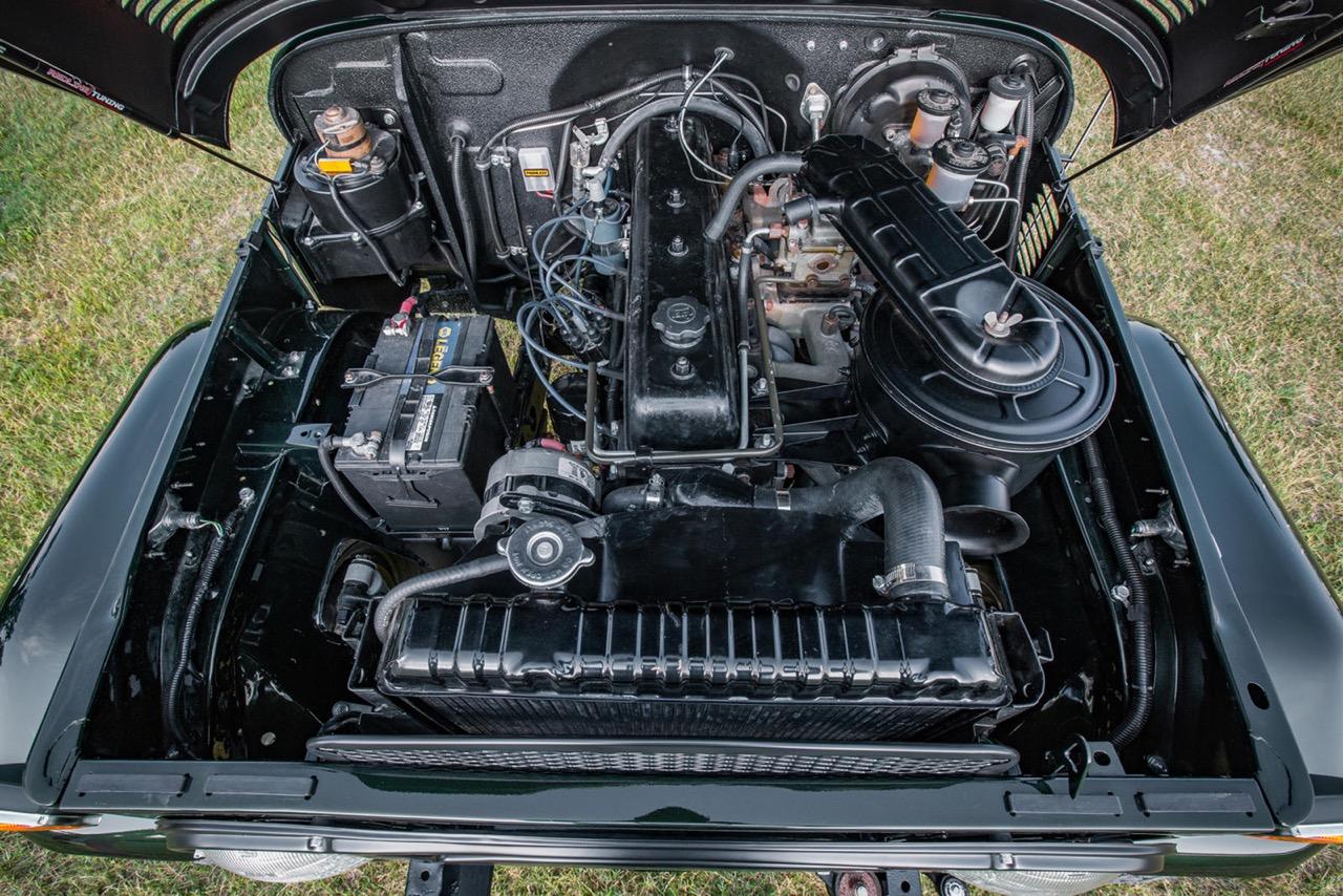 '74 Toyota FJ40 Land Cruiser... Le restomod n'a plus de limites ! 34