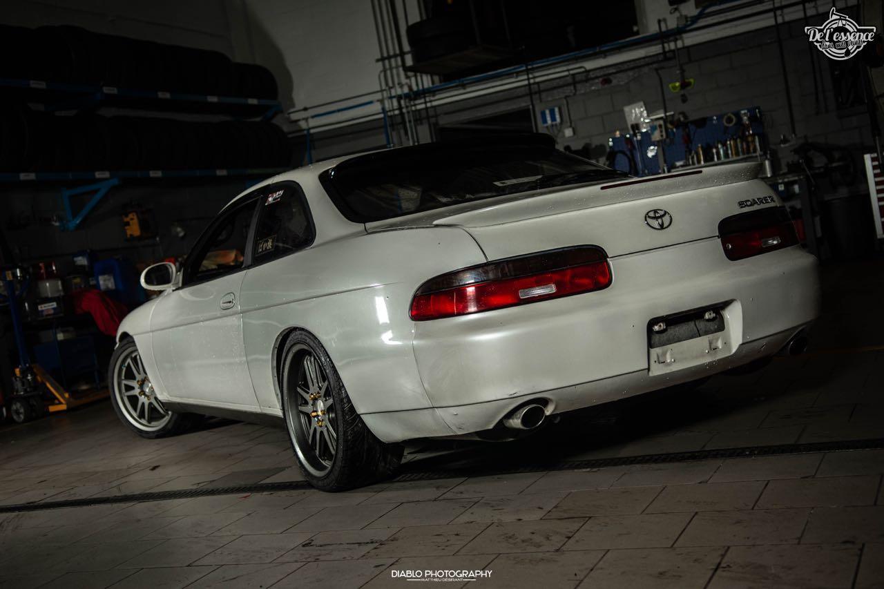 Toyota Soarer 2.5 GT de Laurent... Un truc de barjo ! 45
