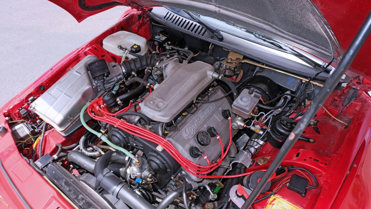 Alfa Romeo RZ Roadster - Vas y Francky ! 2