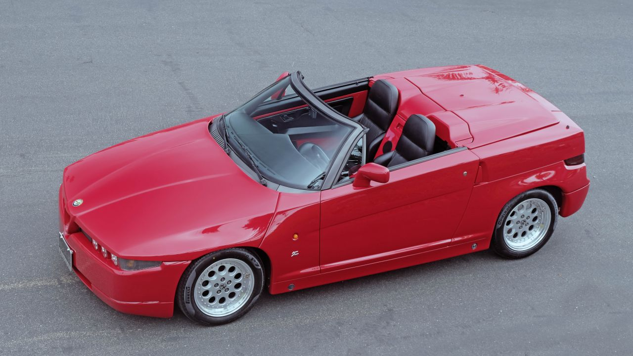 Alfa Romeo RZ Roadster - Vas y Francky ! 3