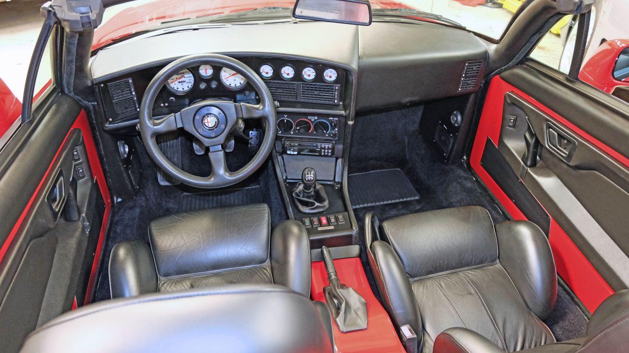 Alfa Romeo RZ Roadster - Vas y Francky ! 5