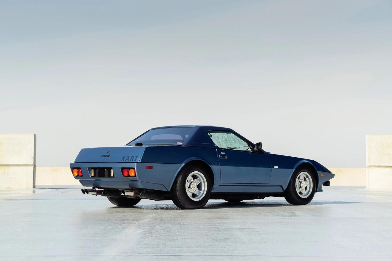 Ferrari 365 GTB/4 Daytona Spider N.A.R.T. - NARTisanat Italo-Américain... 35