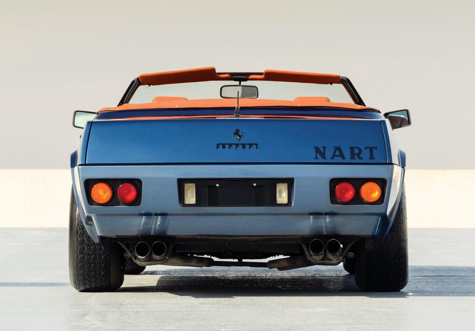Ferrari 365 GTB/4 Daytona Spider N.A.R.T. - NARTisanat Italo-Américain... 33