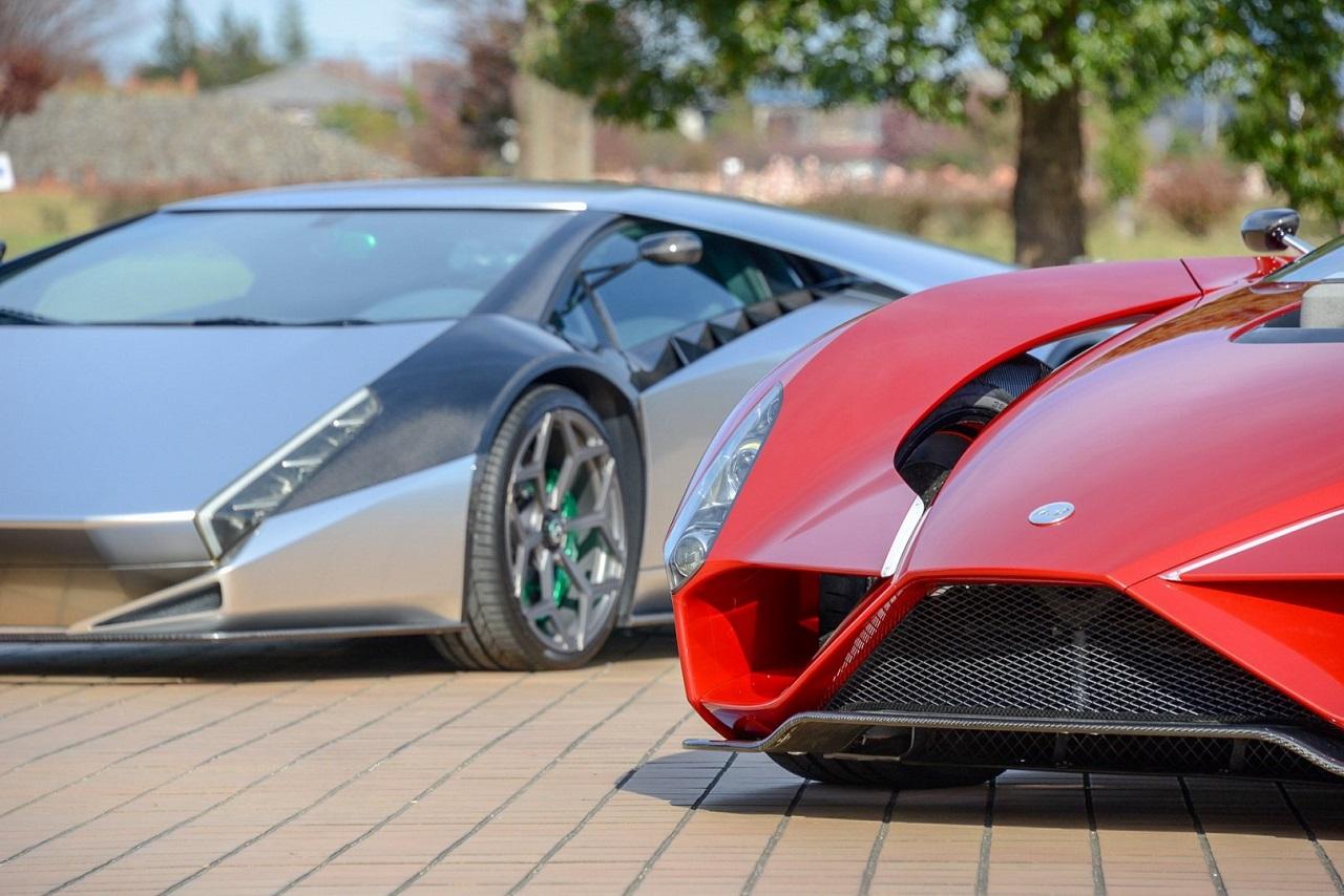 Kode 57 Roadster & Kode Zero - Les plus Japonaises des Italiennes ! 1