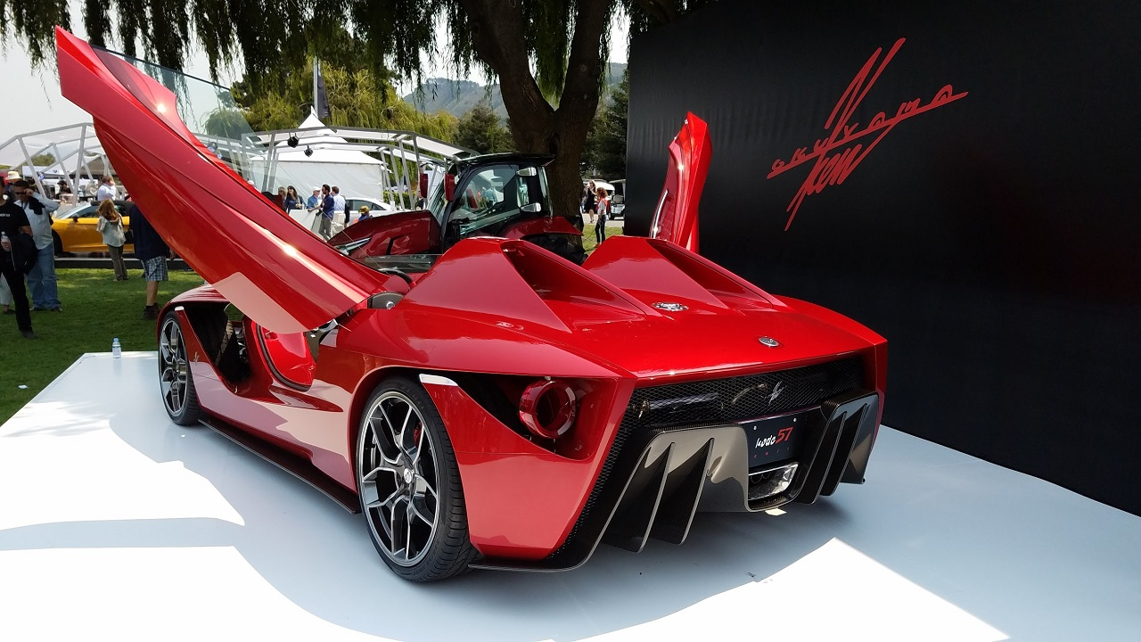 Kode 57 Roadster & Kode Zero - Les plus Japonaises des Italiennes ! 11