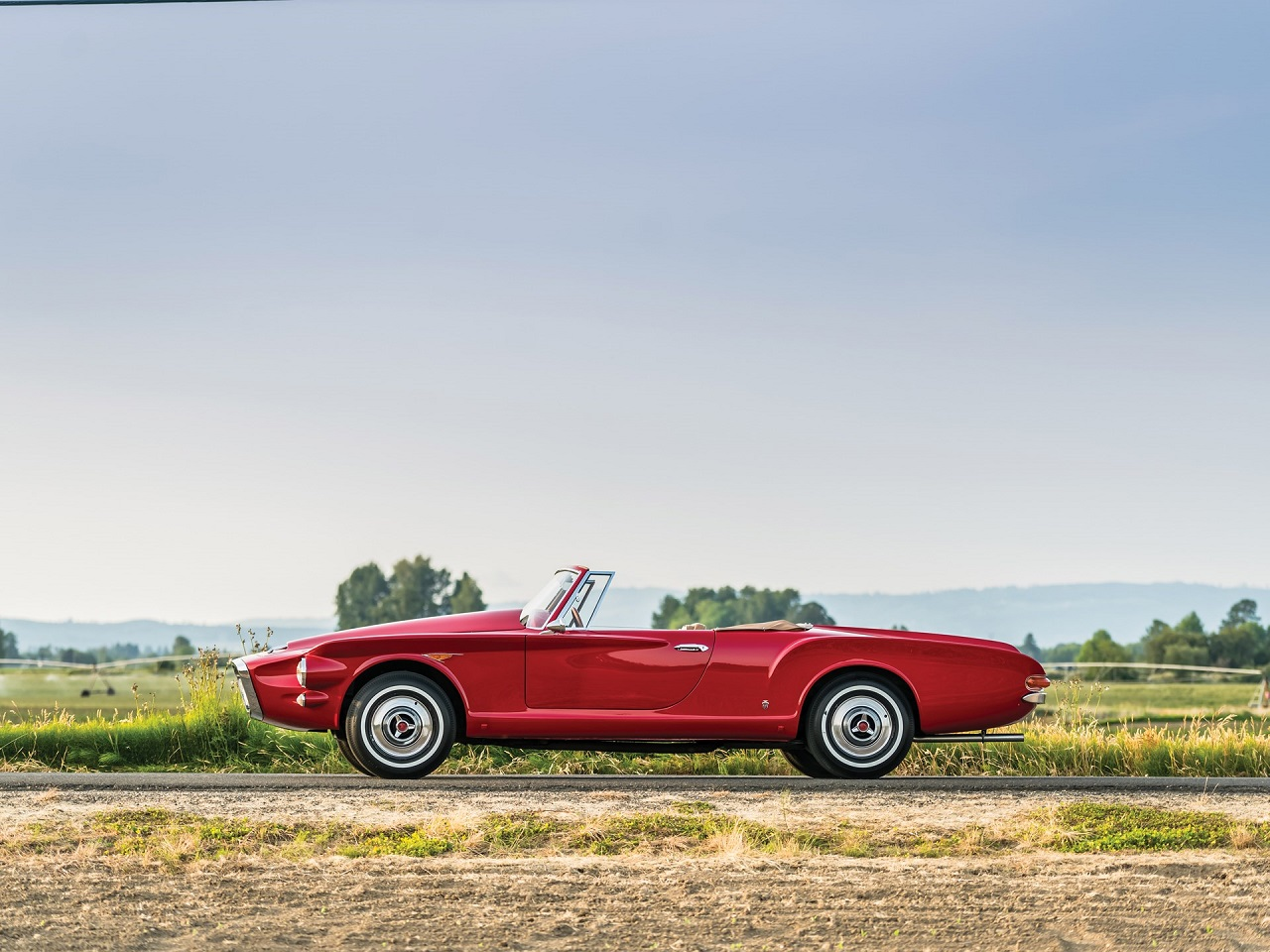 '61 Plymouth Asimmetrica Roadster Ghia - Vous avez dit bizarre ? 1