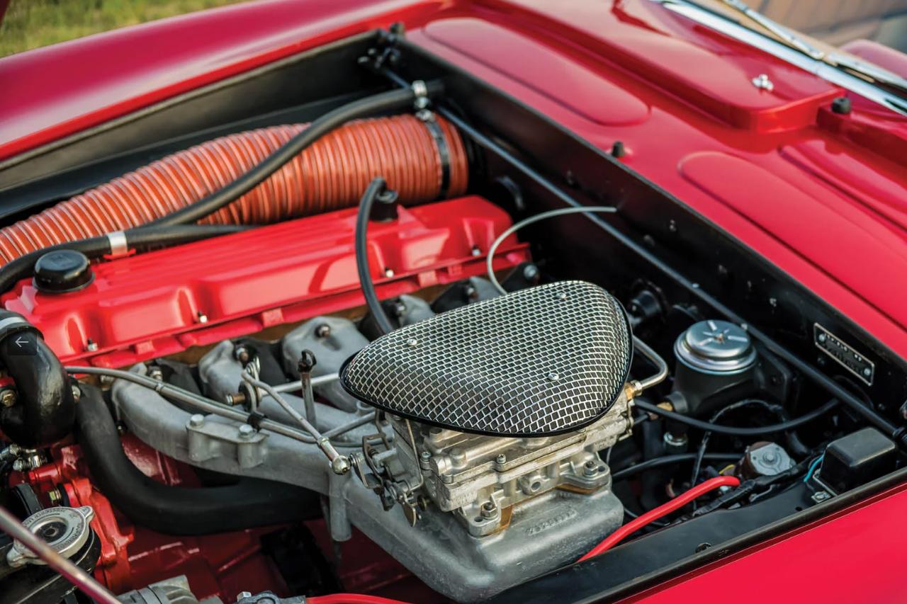 '61 Plymouth Asimmetrica Roadster Ghia - Vous avez dit bizarre ? 5