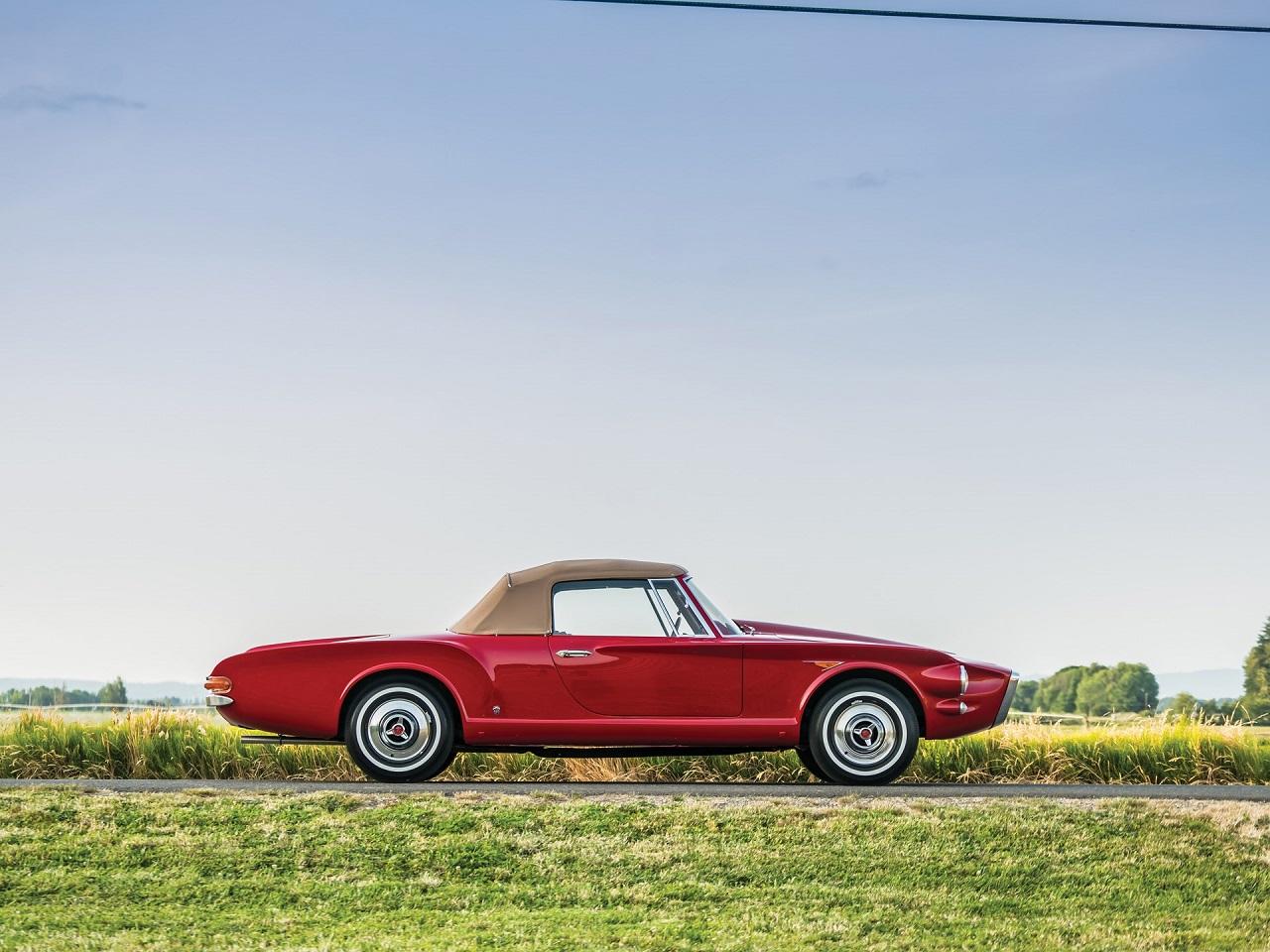 '61 Plymouth Asimmetrica Roadster Ghia - Vous avez dit bizarre ? 17