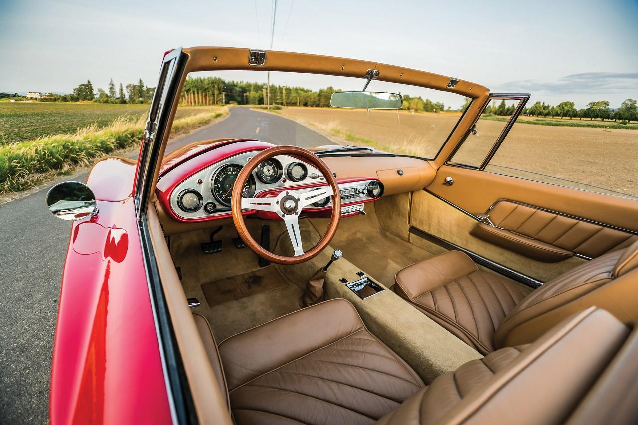 '61 Plymouth Asimmetrica Roadster Ghia - Vous avez dit bizarre ? 13