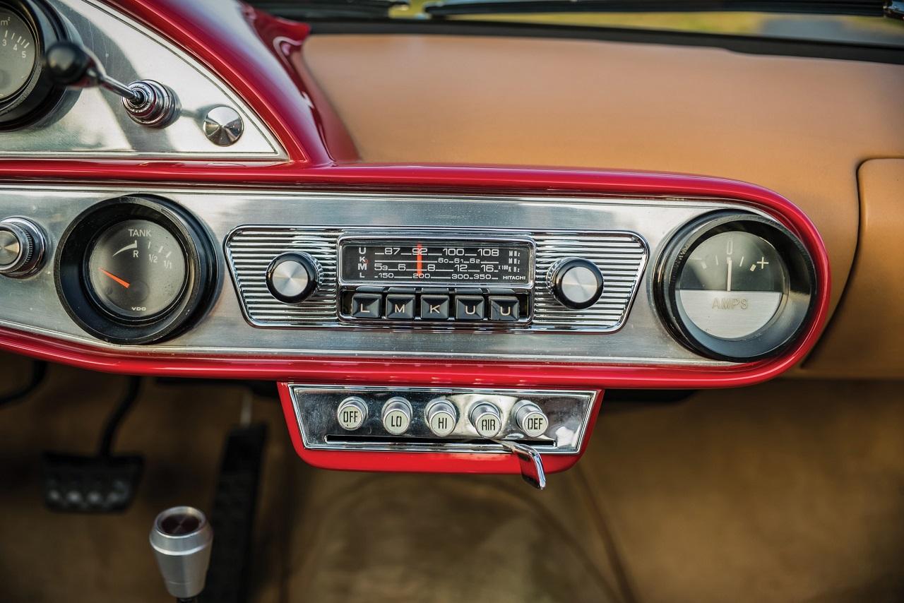 '61 Plymouth Asimmetrica Roadster Ghia - Vous avez dit bizarre ? 15