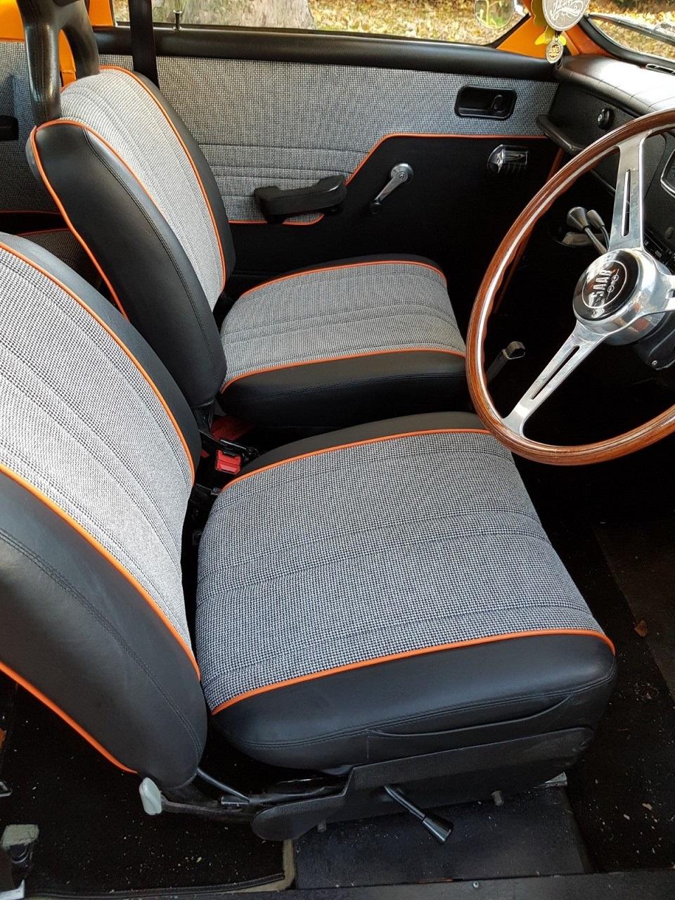 Bagged Saab 95 V4 - Tout est Restomodable ! 28