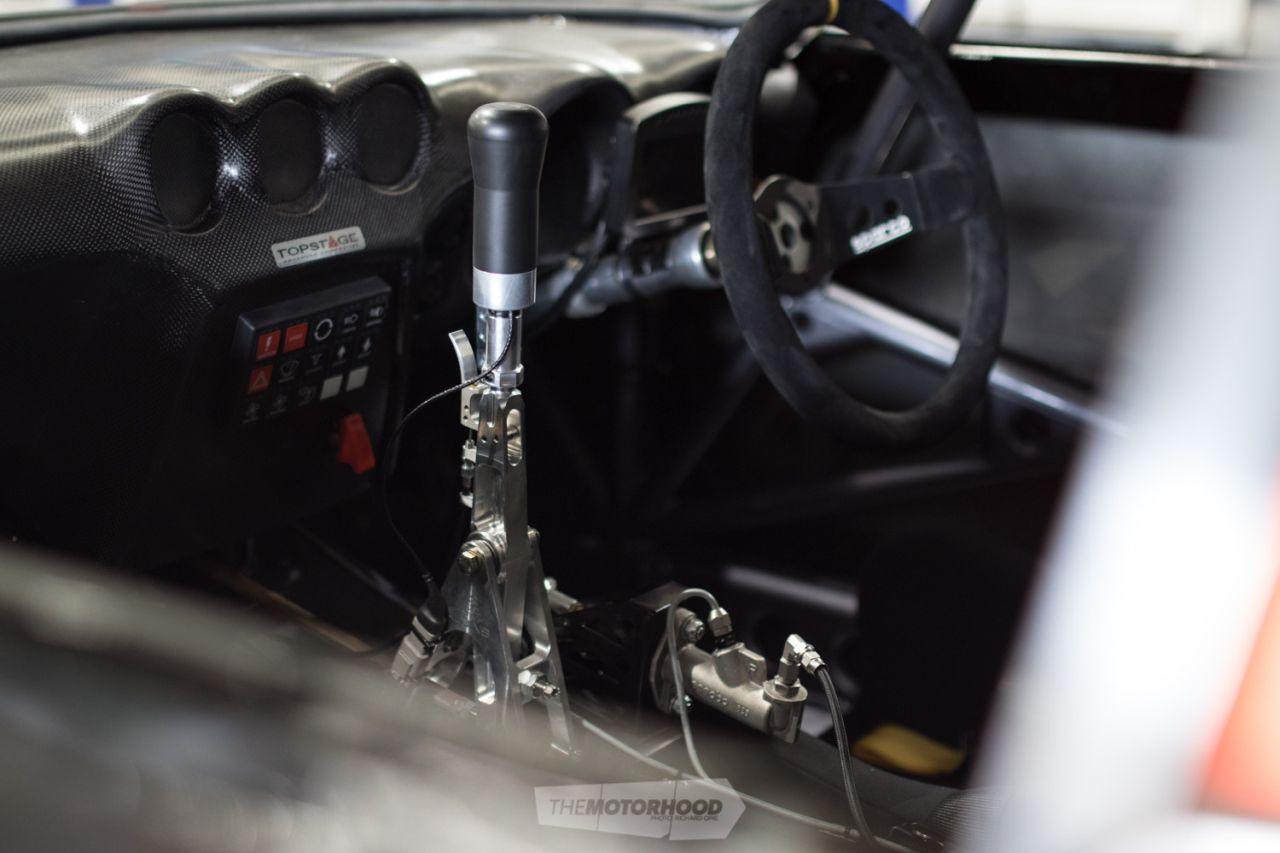 Une 240Z avec un VR38 - La cerise sur l'McDo' ! 16