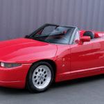 Alfa Romeo RZ Roadster - Vas y Francky !