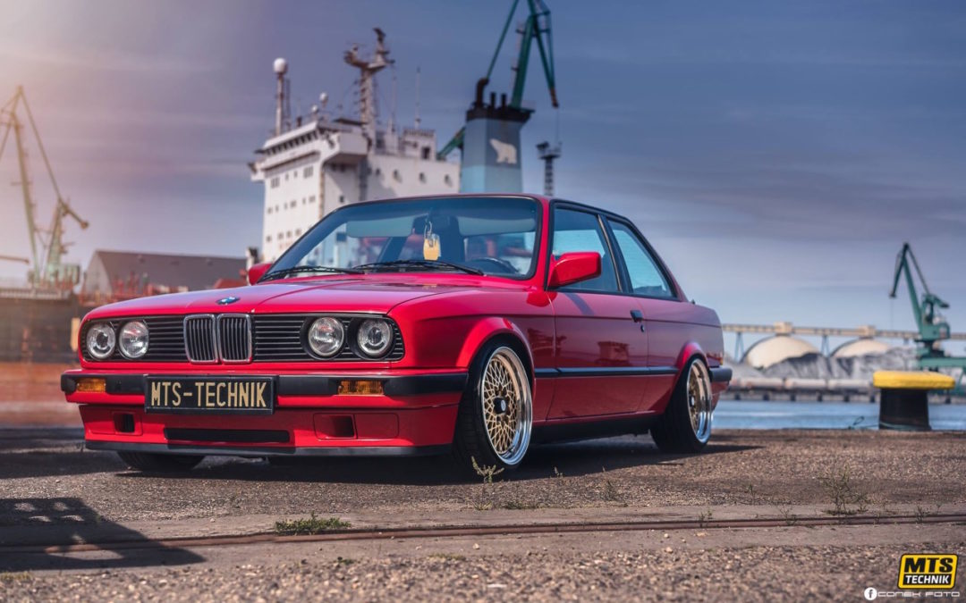 BMW E30 – Plus c'est simple…