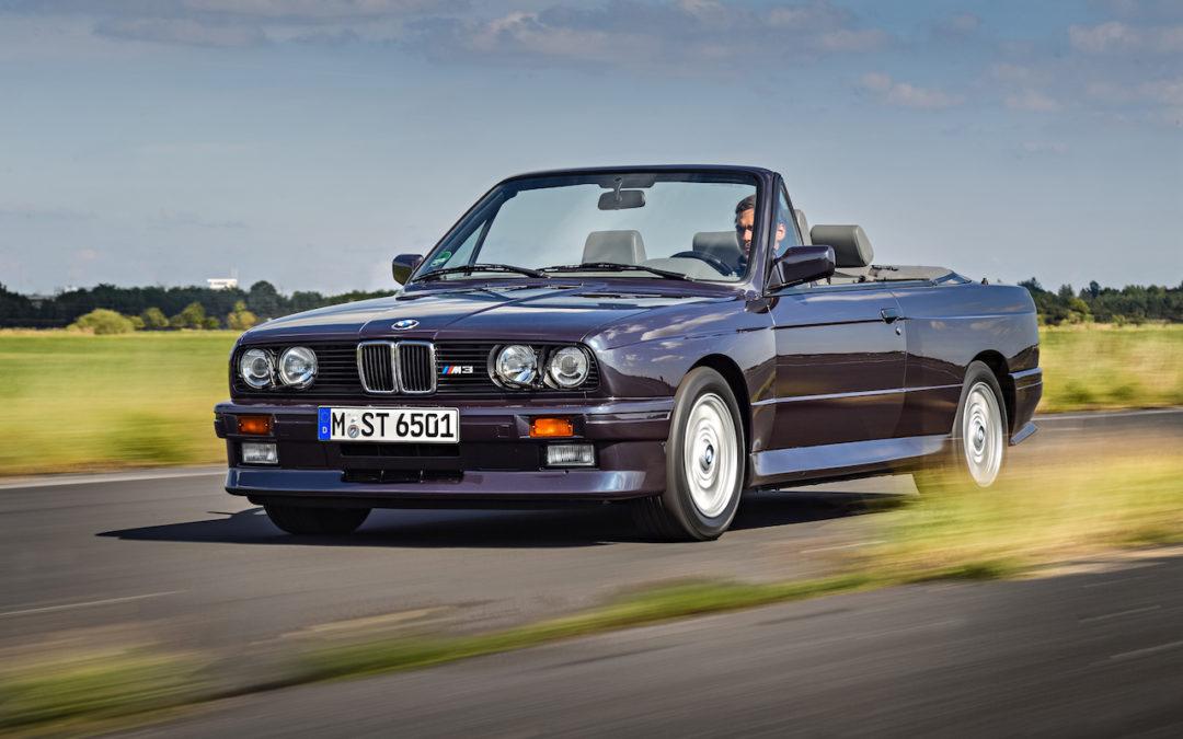 BMW M3 E30 Cabriolet… Spéciale Kéké !
