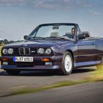 BMW M3 E30 Cabriolet... Spéciale Kéké !