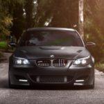 BMW M5 E60 - Si sa sainteté veut bien se donner la peine...
