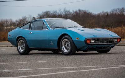 '71 Ferrari 365 GTC/4… 2 années pour exister !