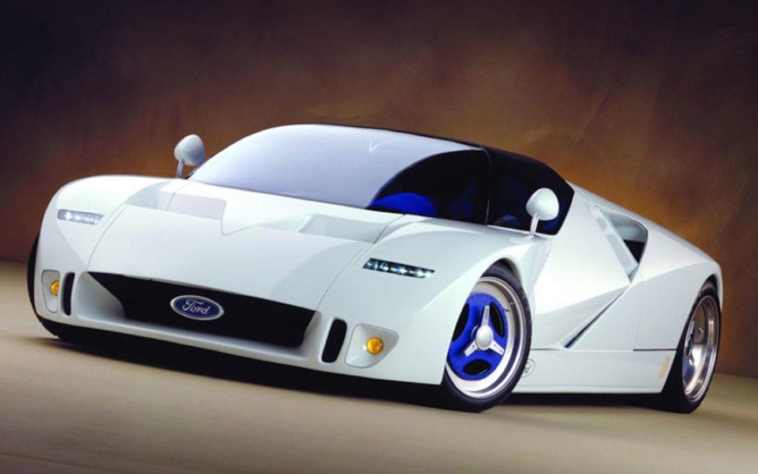 Ford GT90 : Le concept oublié !