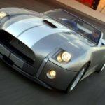 Ford Shelby Cobra Concept… Une nuit sans lendemain !