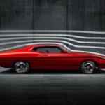 '70 Ford Torino King Cobra... qui ne piquera pas !