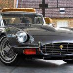 '74 Jaguar Type E Restomod - Discrétion assurée !