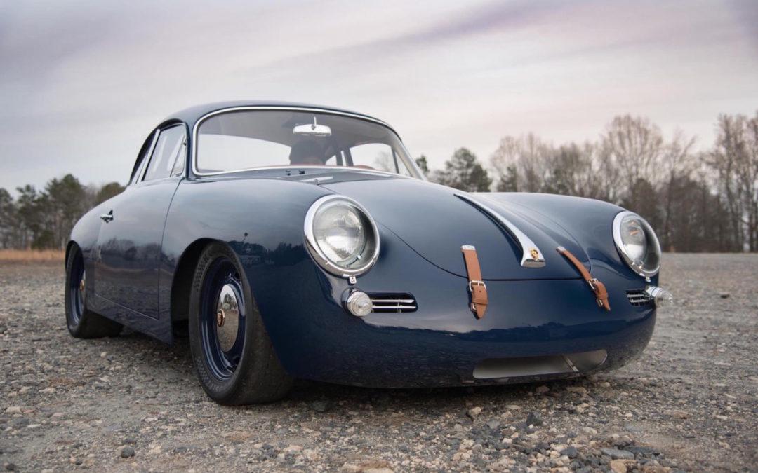 '64 Porsche 356 Outlaw… Celle là, elle envoie du lourd !