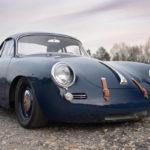 '64 Porsche 356 Outlaw... Celle là, elle envoie du lourd !