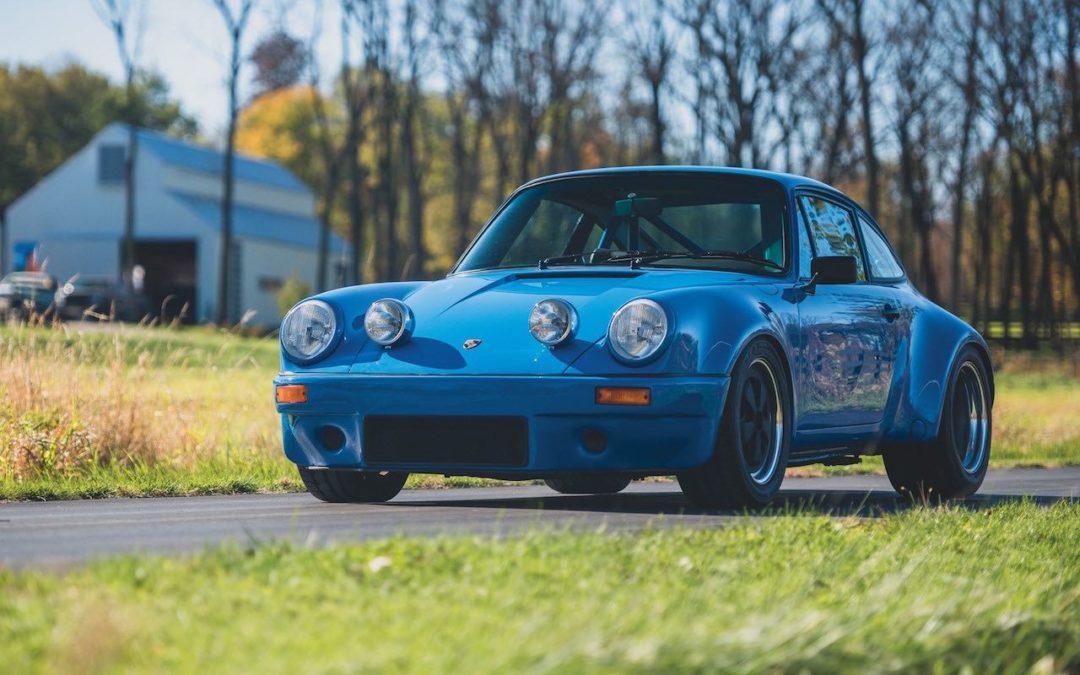 '74 Porsche 911 Targa Outlaw… Targa ?!