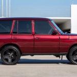 "Range Rover Classic : ""Project Red Range"" - Le restomod 6.2 !"
