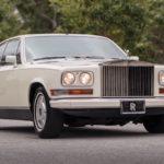 Rolls Royce Camargue CC... Quand la reine du kitch prend l'air !