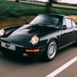 '89 Ruf CTR Yellow Bird... noire - L'oiseau qui valait 1 million