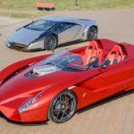 Kode 57 Roadster & Kode Zero - Les plus Japonaises des Italiennes !