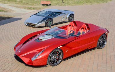 Kode 57 Roadster & Kode Zero – Les plus Japonaises des Italiennes !