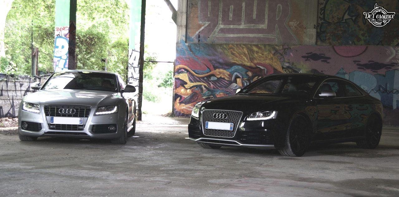 Audi S5 & RS5... Duo de V8 ! 19