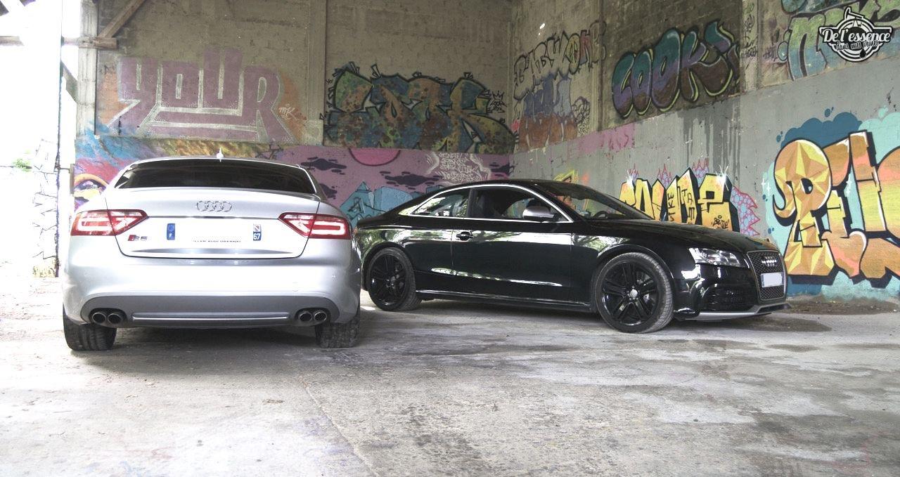 Audi S5 & RS5... Duo de V8 ! 20