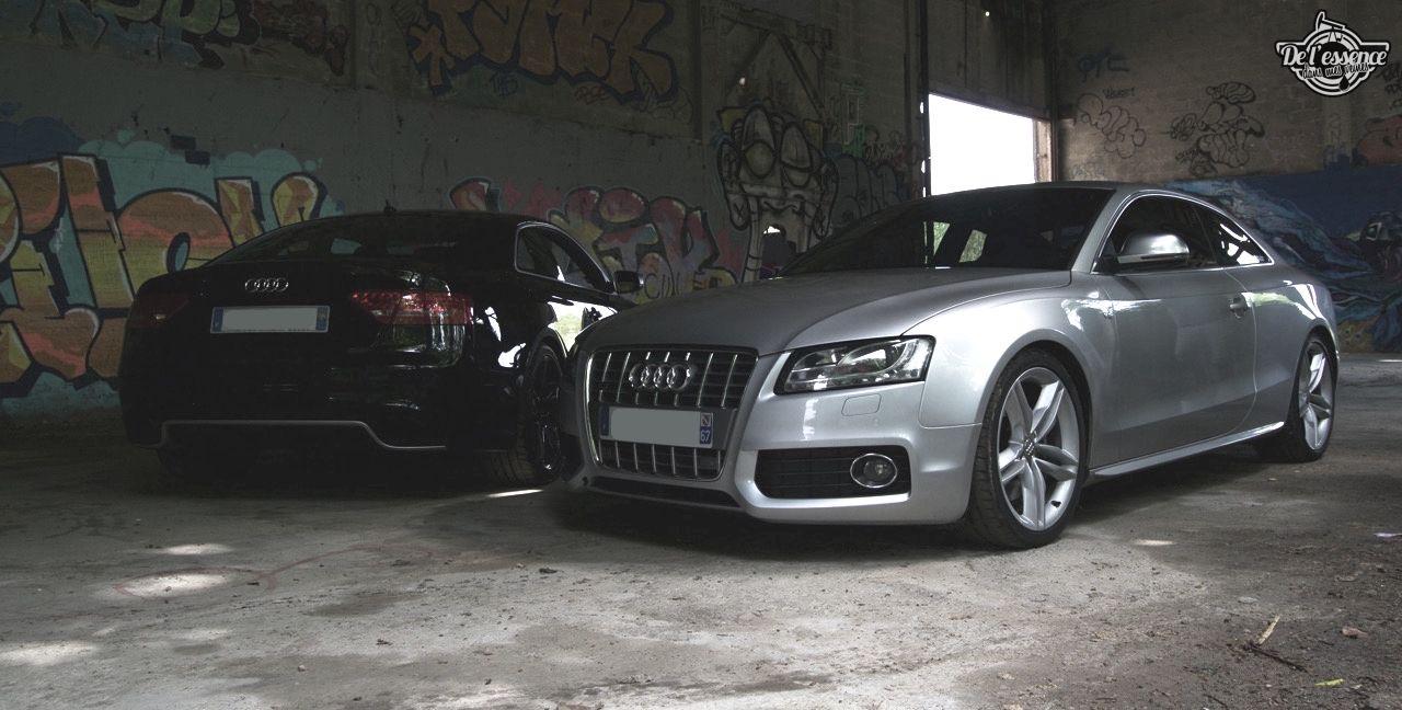Audi S5 & RS5... Duo de V8 ! 30