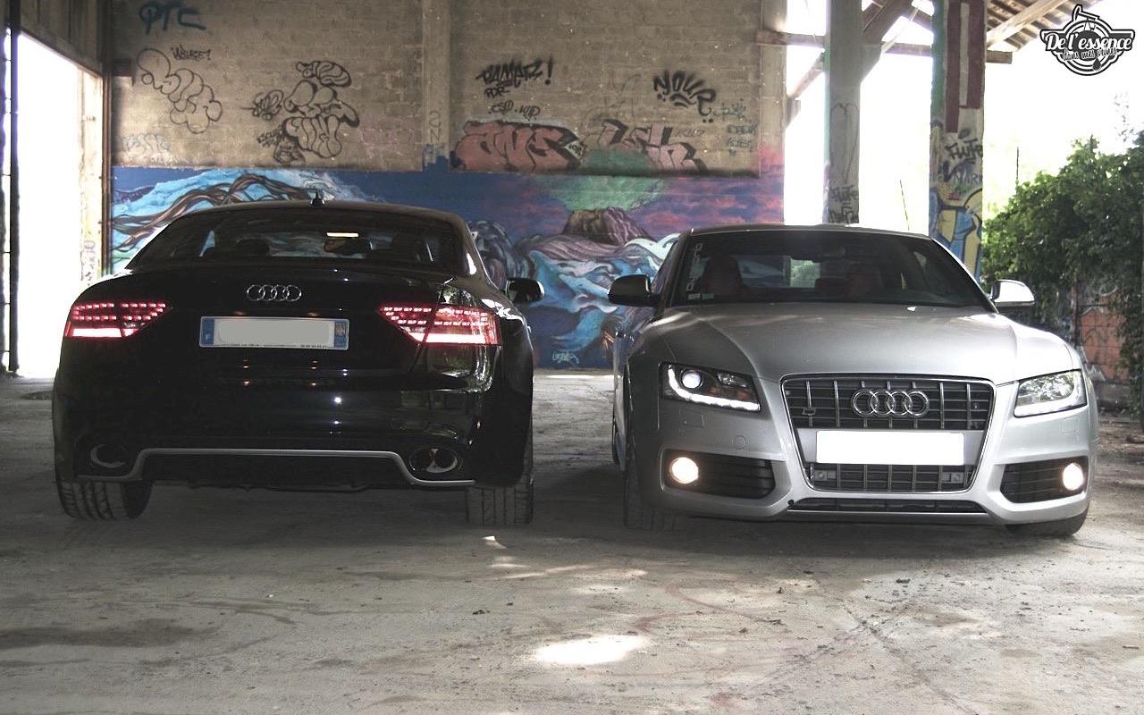 Audi S5 & RS5... Duo de V8 ! 32