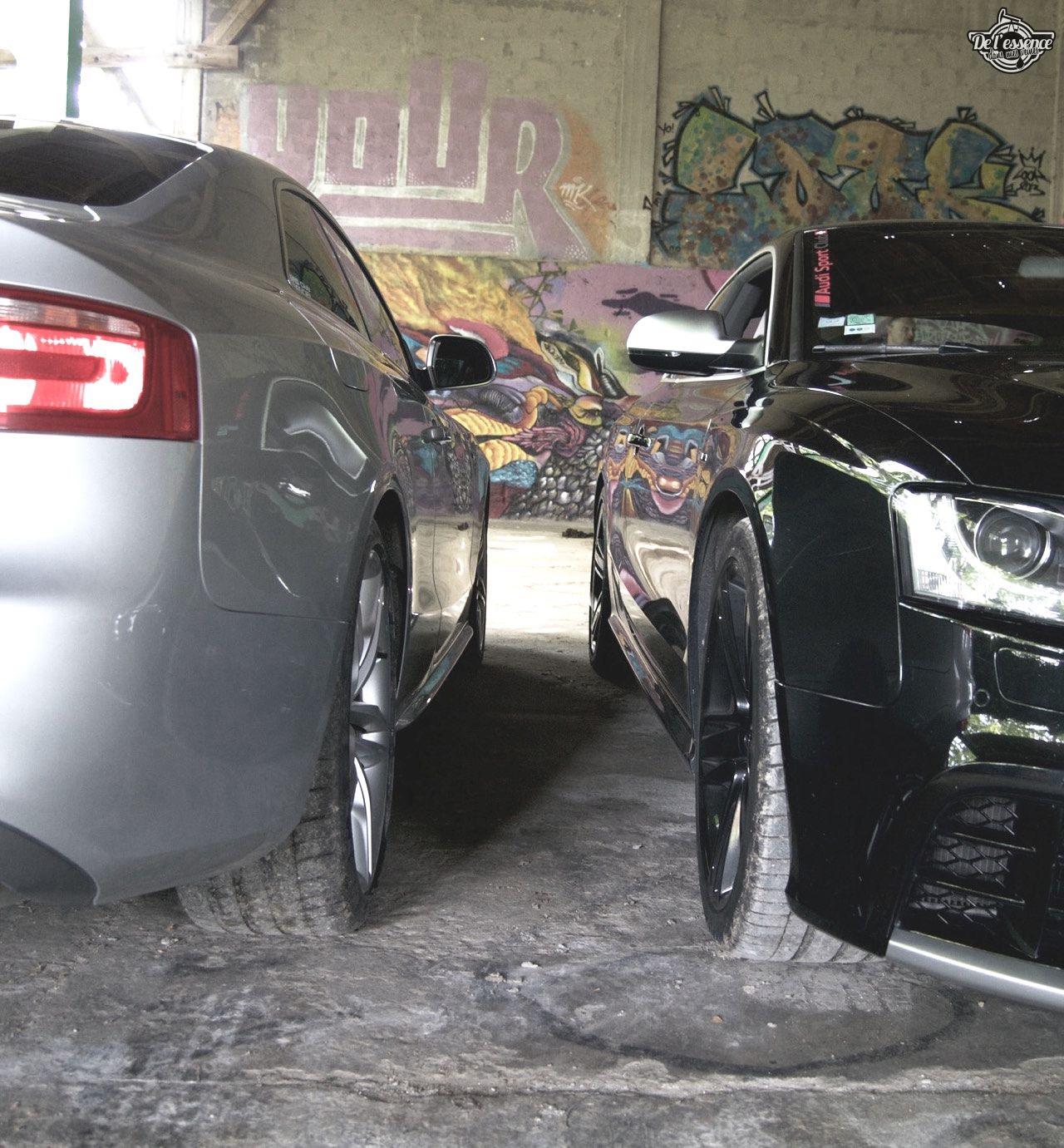 Audi S5 & RS5... Duo de V8 ! 35