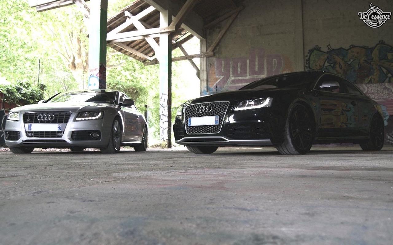 Audi S5 & RS5... Duo de V8 ! 29