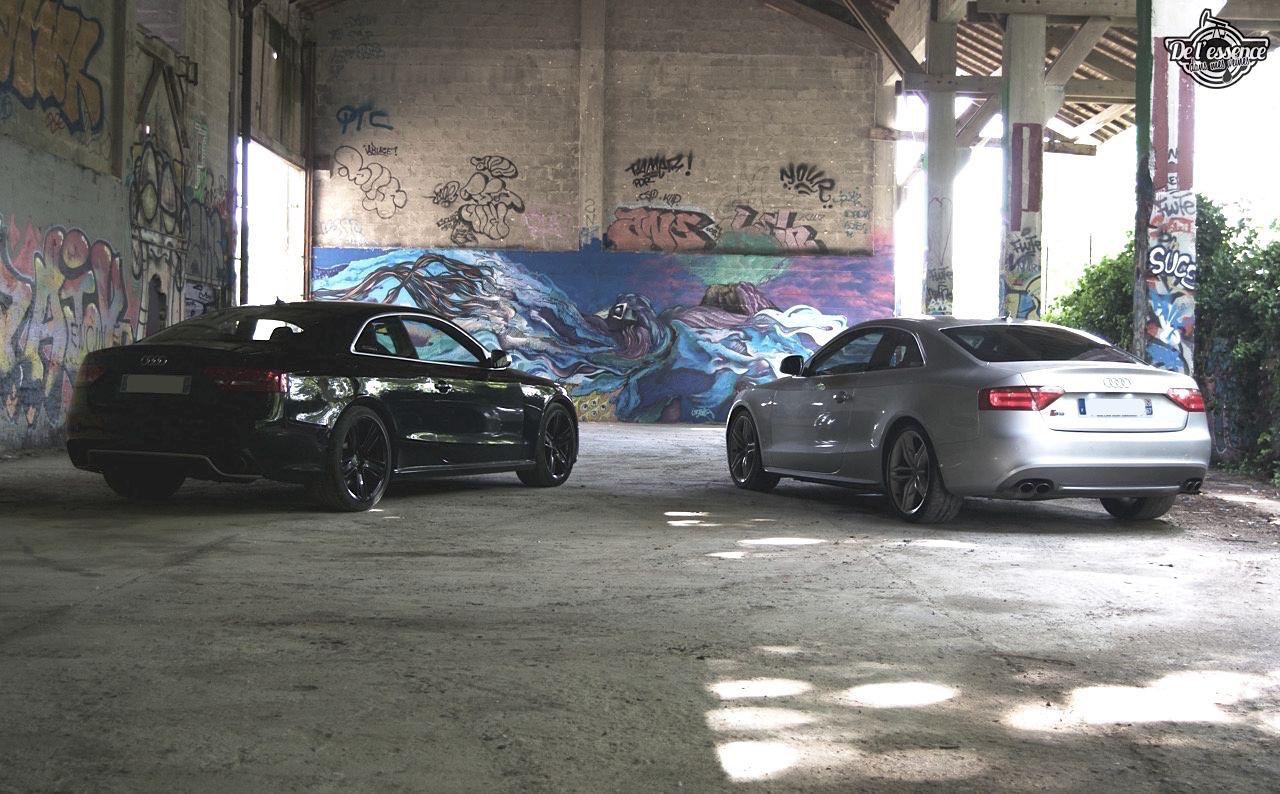 Audi S5 & RS5... Duo de V8 ! 41