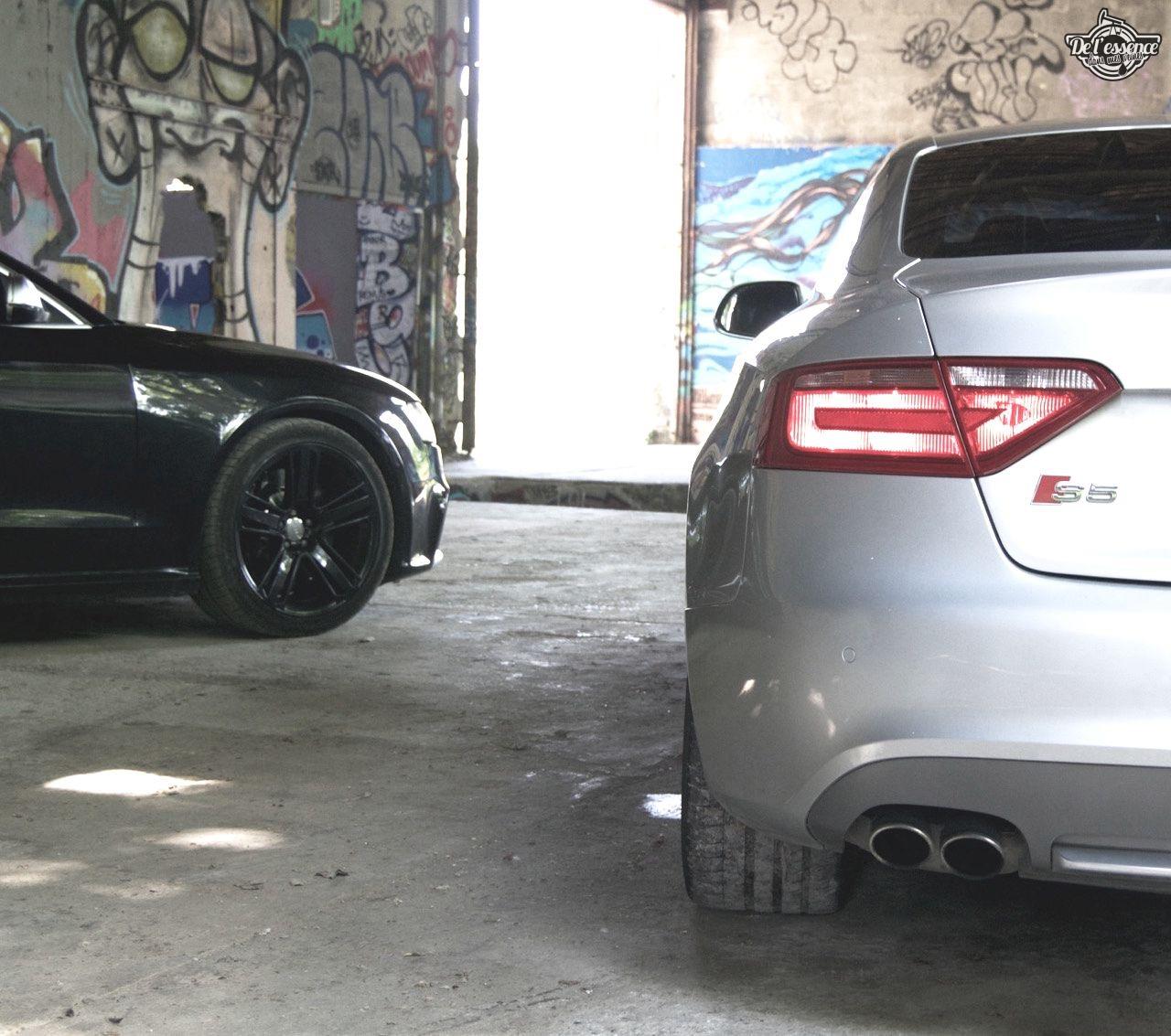 Audi S5 & RS5... Duo de V8 ! 39